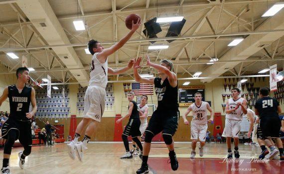 PHOTOS- Rose City Basketball Championship:Windsor vs Newman,12-10-16