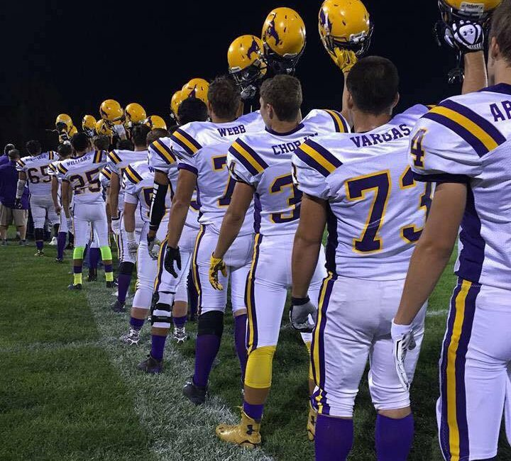 VIDEO: Middletown Football Sets the stage for Recovery: