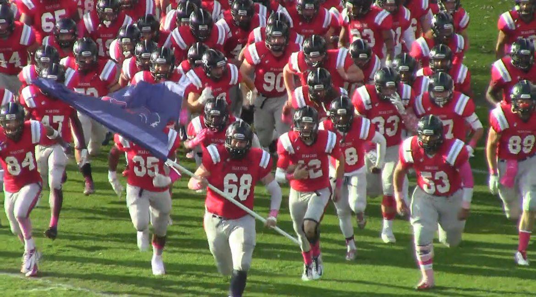 VIDEO: College of San Mateo vs Santa Rosa JC, 10-17- 15
