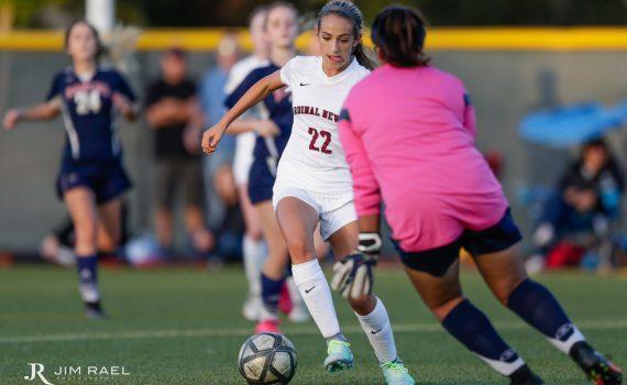 PHOTO:  Soccer Newman vs Rancho