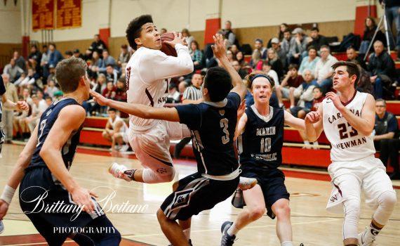 Marin Catholic vs Cardinal Newman, Non-league Basketball Photos: