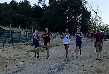 2017 NCS Cross Country Results