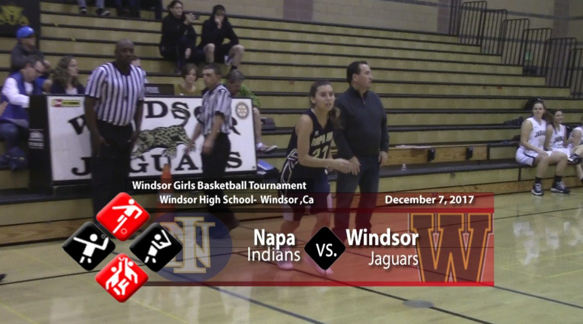 VIDEO- Windsor Girls Basketball Tourney Day One: