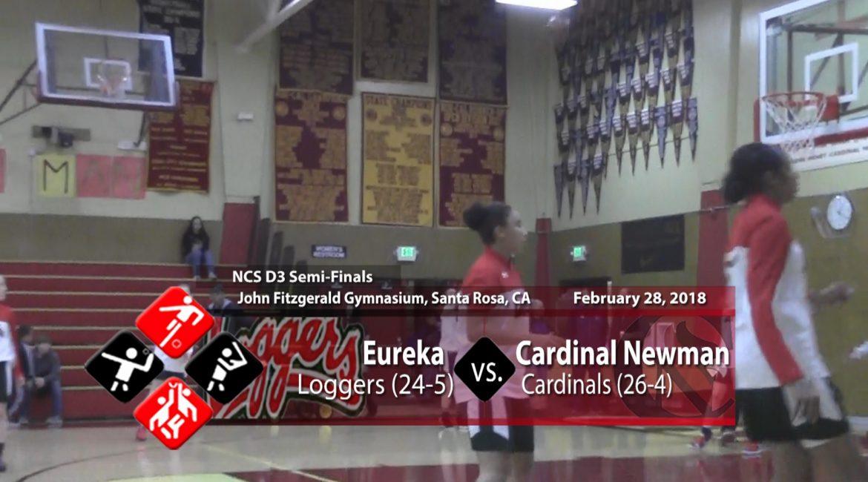 Video- NCS D3 Girls: Eureka vs Newman