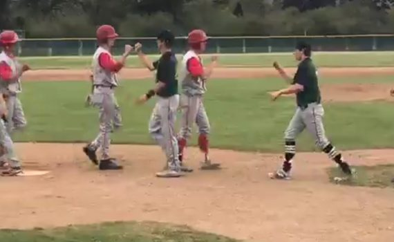 VIDEO: Carrillo records the final out for the Championship:
