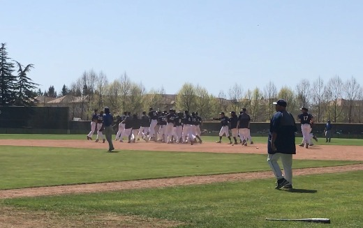 VIDEO: Crazy ending at SSU Baseball game