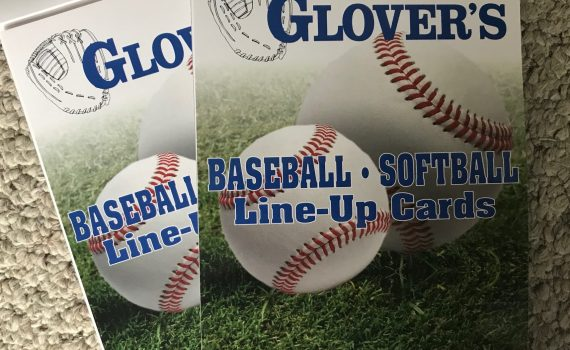 The REAL Glover's Lineup Cards Available at the source: